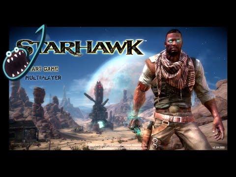 Jerma Streams - Starhawk