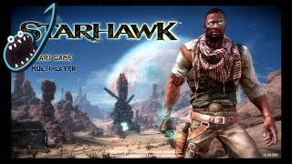 Jerma Streams - Starhawk