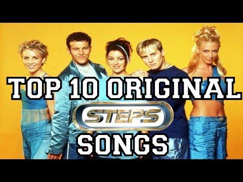 Top 10 Original Steps Songs!