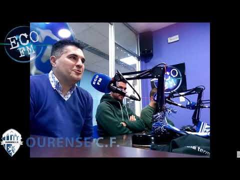 Entrevista a Camilo Díaz, Fran Justo y Martín Lamelas. PalcoVIP 27 04 2019