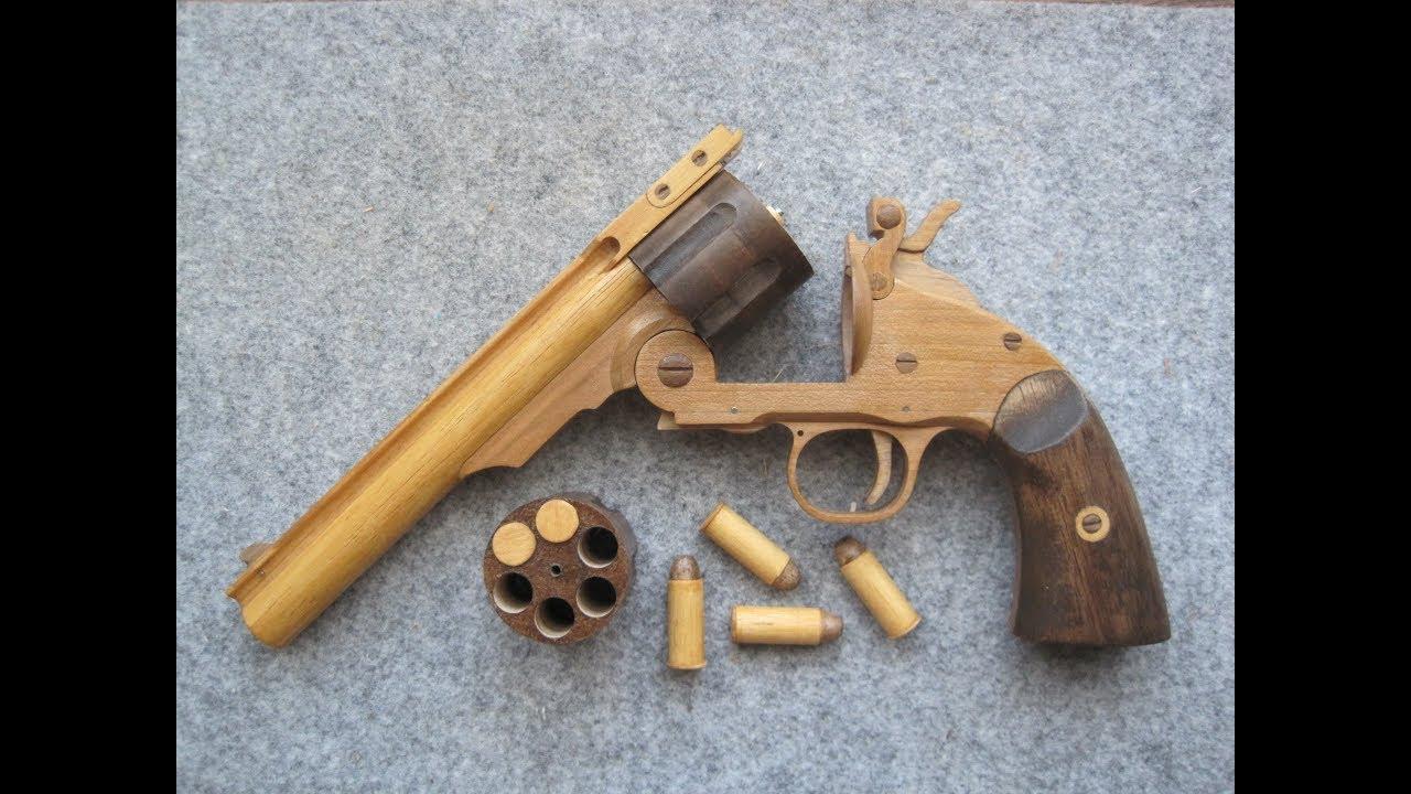 REV LVER RUBBER BAND GUN 01.0 S&W M3 top break reload ...