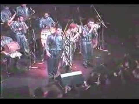 CUMBIA DE HOY - MERENGUE, LOS NIETOS DEL REY 1989 - CANTANDO : JOSE OCTAVIO