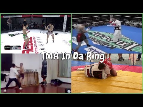 Traditional Martial Arts Tested In The Ring