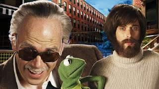 Repeat youtube video Jim Henson vs Stan Lee.  Epic Rap Battles of History.  Season 4