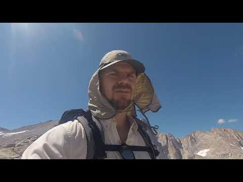 John Muir Trail: One Day at a Time (north bound)