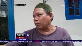 Banjir di Kampung Pulo Cepat Surut - NET16