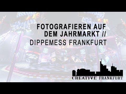 FOTOGRAFIEREN AUF DEM JAHRMARKT // Dippemess Frankfurt