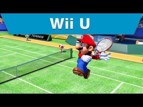 Download Youtube: Wii U - Mario Tennis: Ultra Smash E3 2015 Trailer