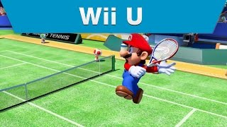 Wii U - Mario Tennis: Ultra Smash E3 2015 Trailer