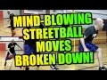 Mind-Blowing Streetball Handles! INSANE Crossover Combo Moves Tutorial!