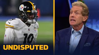 Skip & Shannon on Steelers shocking loss to Bengals & JuJu's failed pregame dance | NFL | UNDISPUTED
