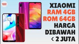 5 HP XIAOMI RAM 4 GB MURAH 2019 ( Harga 1-2 Jutaan ).