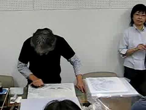 Ukiyo-e, woodblock printing