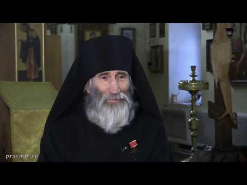 Инок Киприан. 2009 год: от разочарования в жизни - к вере в Бога