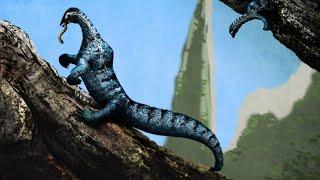 Paleo Profile - Drepanosaurus