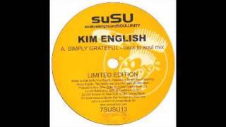 Kim English - Simply Grateful - Raresoulie