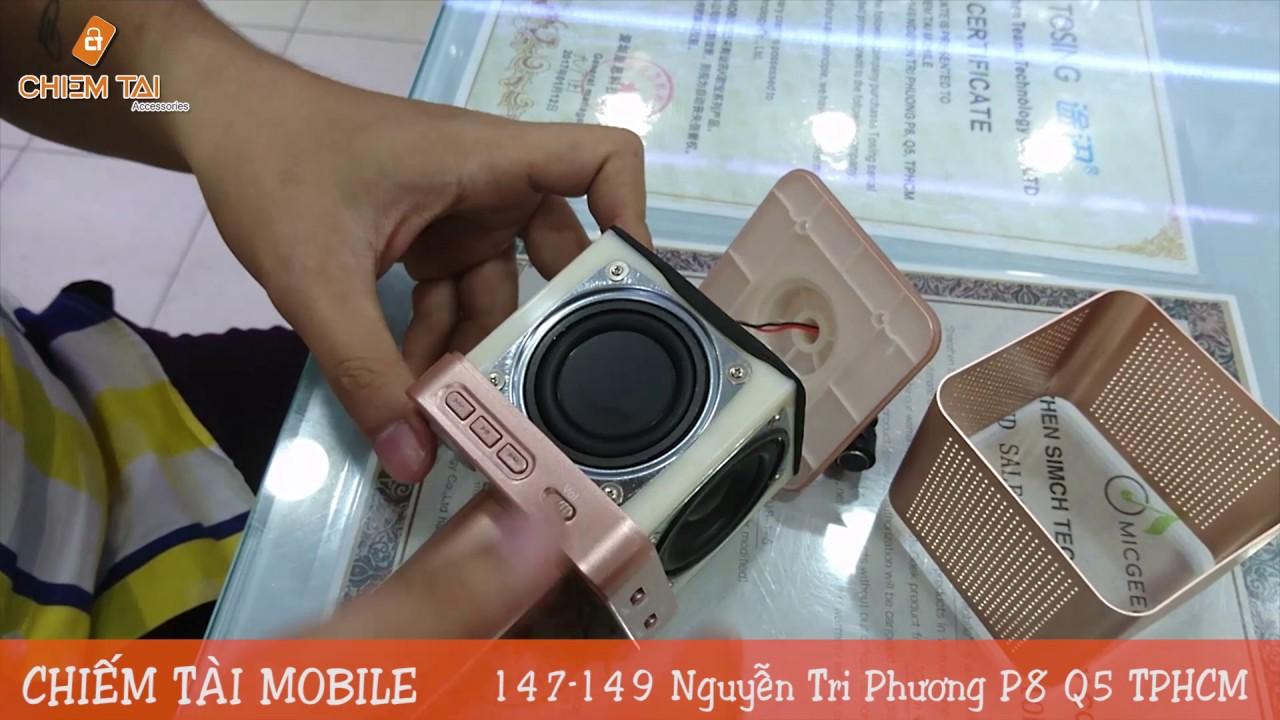 [Chiếm Tài Mobile] – Mổ bụng kiểm tra Micro MICGEEK Q10s có bao nhiêu loa? 3 hay 4?