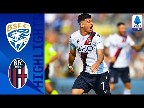 Brescia 3-4 Bologna | Orsolini Wins the Match for Bologna in 7-Goal Thriller! | Serie A
