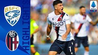 Brescia 3 4 Bologna | Orsolini Wins The Match For Bologna In 7 Goal Thriller! | Serie A
