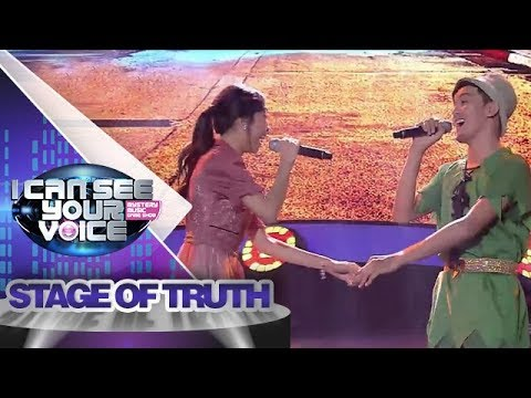 I Can See Your Voice PH: A. Meter Pan with Maymay Entrata | Stage Of Truth