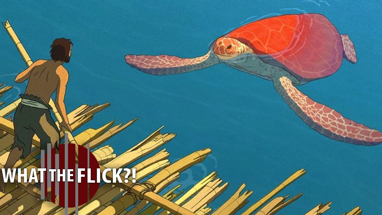 The Red Turtle – Academy Award Nominated Film Review