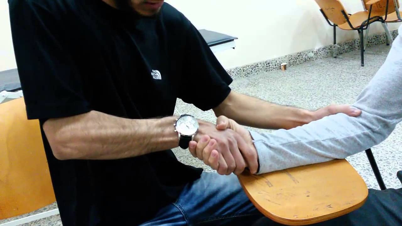 Manual Muscle Testing Of Supinator Youtube