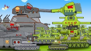 топ 5 серий перерождений монстров - Мультики про танки