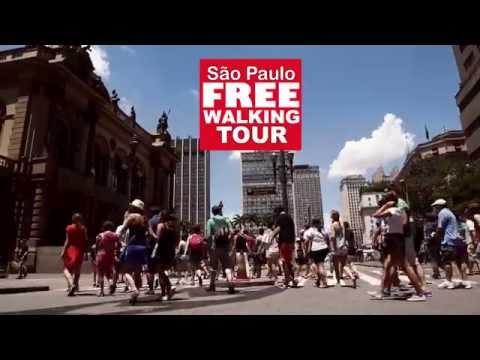 São Paulo Free Walking Tour (2014)
