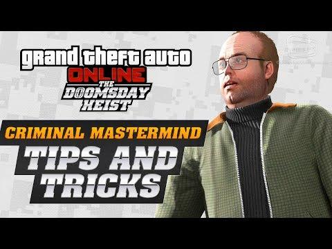 GTA Online: Doomsday Heist - Criminal Mastermind Guide (Masterminds Trophy / Achievement)
