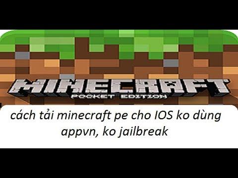 appvn tải minecraft
