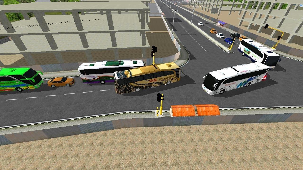 BUSSID Mod [versi lama] traffic Mix seri-3 | Bus Simulator Indonesia 2.8.1 #1
