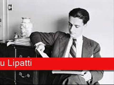 Dinu Lipatti: Chopin - Waltz No. 7 in C sharp minor, Op 64 No. 2