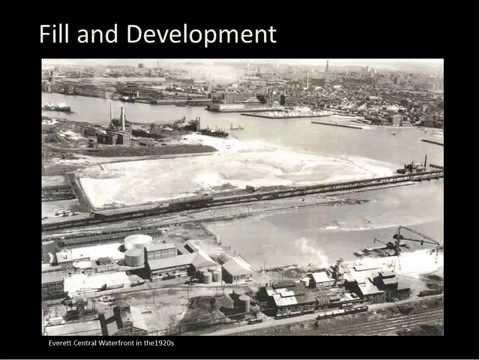 Urban Remediation and Revitalization - Potential Wynn Casino in Everett, MA