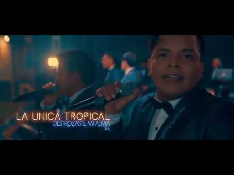 La Unica Tropical - Destrozaste Mi Alama (En Vivo)