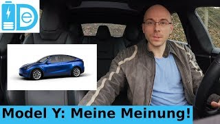 Tesla Model Y Präsentation - Pick-up Truck - Meine Meinung