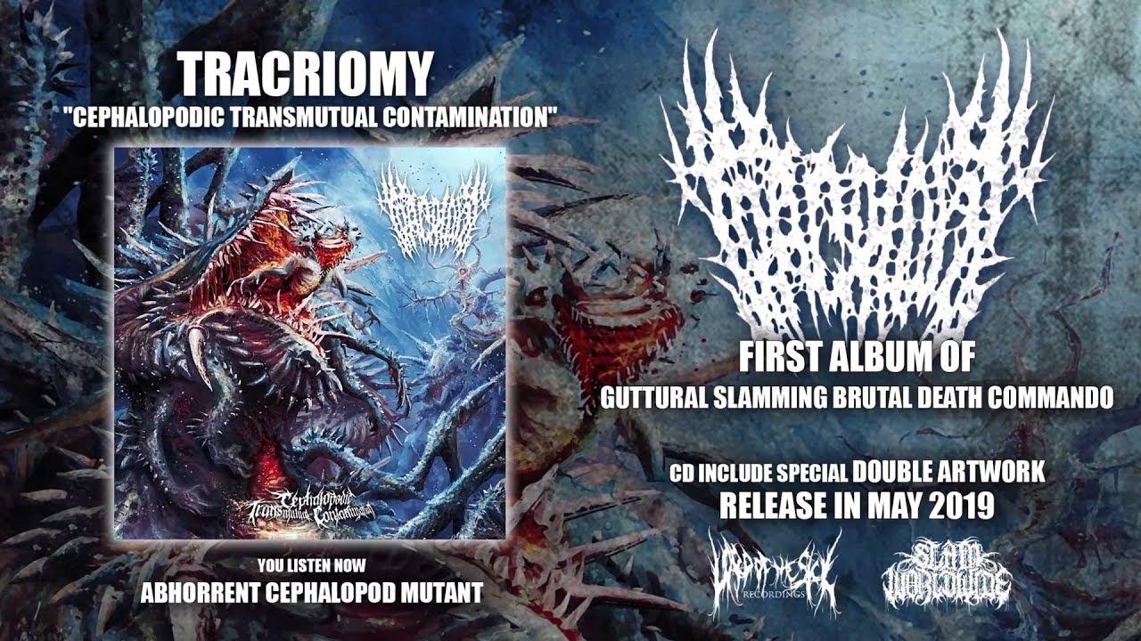 由前BC貝斯手 Larry Wang 擔任主唱的樂團 Tracriomy 釋出新曲 Abhorrent Cephalopod Mutant
