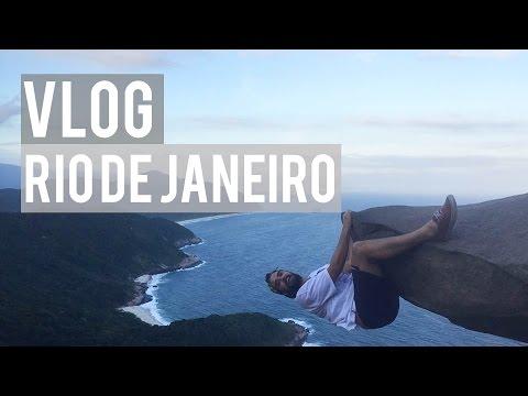 VLOG - Trip Rio de Janeiro