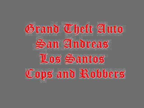 Los Santos Cops and Robbers Song