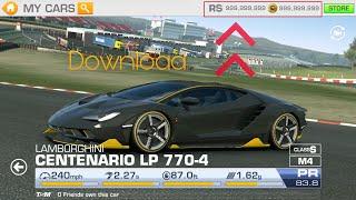 Real Racing 3 5.4.0 Mod Apk + Download |Apk And Obb Hack