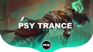 PSY TRANCE ● Shadow Remington - Gizeh (Original mix)