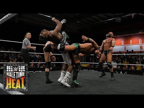 FULL MATCH - WWE Halftime Heat 2019