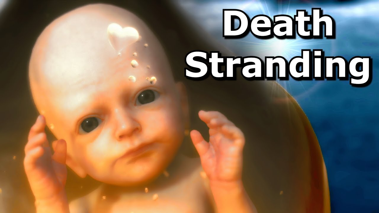 Death Stranding - A strange game thumbnail