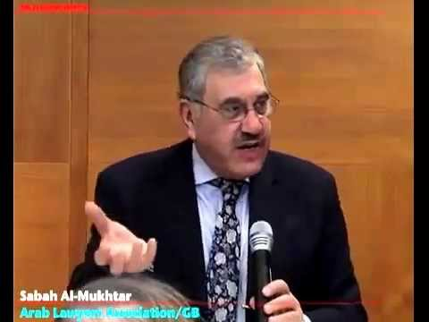 Sabah Al Mukhtar on US war crimes and the situation in Iraq