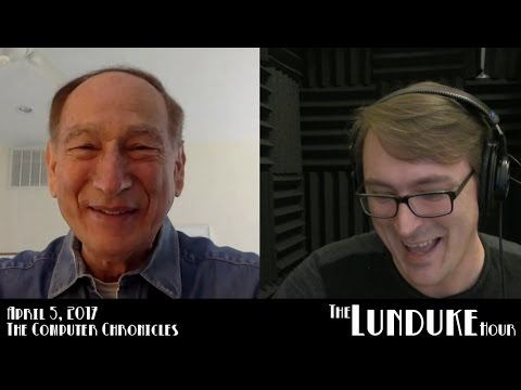 """The Computer Chronicles w/Stewart Cheifet"" - Lunduke Hour - Apr 5, 2017"