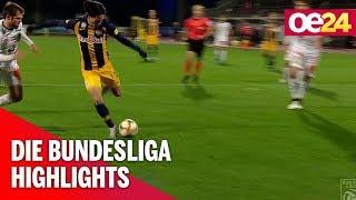 Red Bull Salzburg gegen Wolfsberger AC: Die Highlights