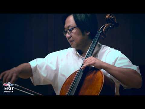 Colorado All-State Orchestra Audition Chromatic Scale Cello
