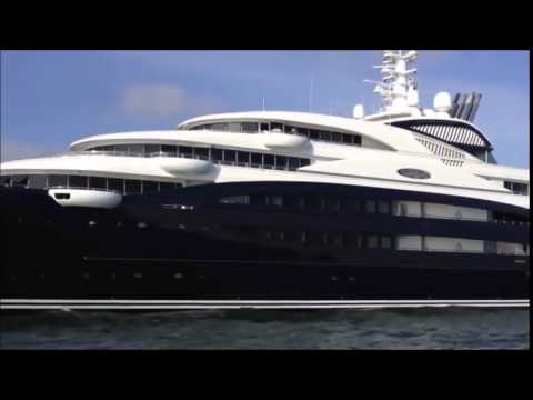 "Monte Carlo Super Yacht ""A Reflection"" CARROLL MARINE GLOBAL HM Treasury Bribery Exposé"