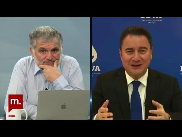 DEVA Partisi Genel Başkanı Ali Babacan, Ruşen Çakır'ın sorularını yanıtlıyor