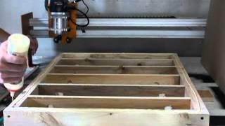 Cnc Mogul: How To Make A Vacuum Table