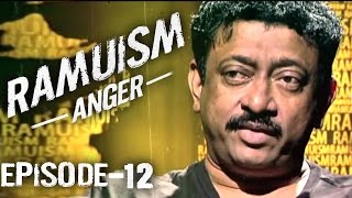 "Watch RGV talking about ""Anger"" on Ramuism Episode 12 Youtube"